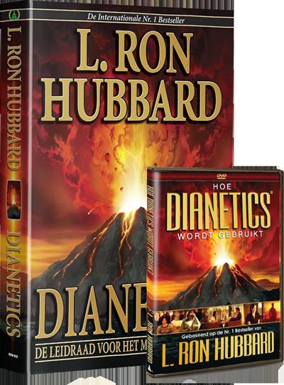 Dianetics boek en dvd